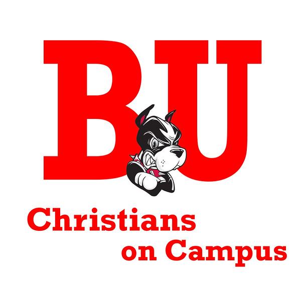 (PROFILE) Boston University Christians on Campus Icon Red