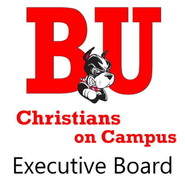 Boston University Christians on Campus Icon Red Executive Board