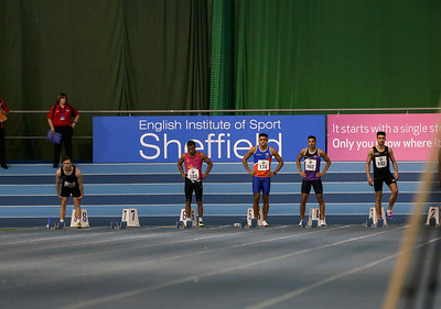 BUCS Sheffield - Athletics