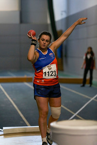 BUCS Sheffield - Shot Put