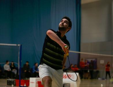 BUCS Sheffield - Badminton