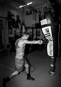 Boxing - Michael Mulvey