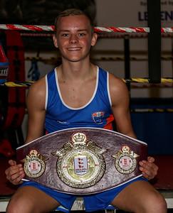 Boxing - Michael Mulvey