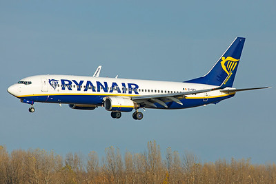 Ryanair Boeing 737-8AS EI-DPT 11-14-18