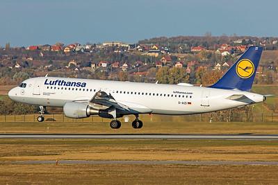 Lufthansa Airbus A320-214 D-AIZI 11-14-18