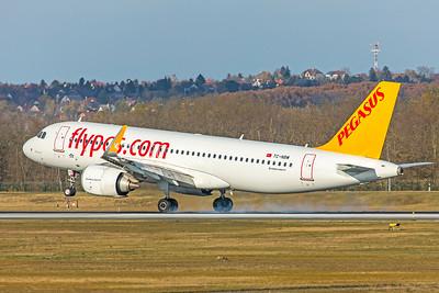 Pegasus Airbus A320-251N TC-NBM 11-14-18