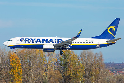 Ryanair Boeing 737-8AS  EI-ESS 11-14-18