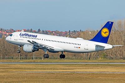 Lufthansa Airbus A320-211 D-AIQD 11-14-18