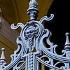 Detail of decorative grilles Parliament