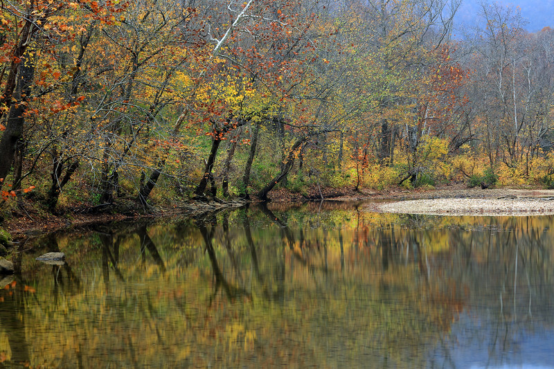Kyles Landing - Buffalo National River - Fall 2017