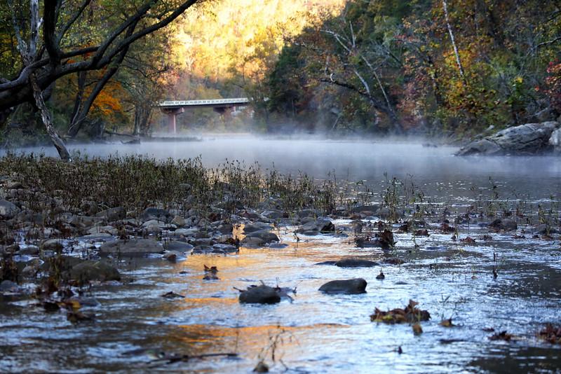 Low Water Bridge - Buffalo National River