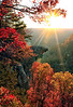 SUNRISE HAWKSBILL CRAG - BUFFALO RIVER AREA