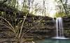 Amber Falls - Ozark National Forest