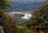 One Lonely Cloud - Hawksbilll Crag - Buffalo River Area - Ponca, Arkansas