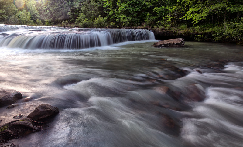 Hawcreek Recreational Area - Ozark National Forest - Arkansas