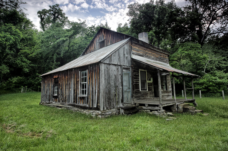 The Parker-Hickman Farmstead - Erbie - Buffalo National River - 2018