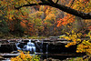 Richland Creek Falls - RICHLAND CREEK AREA - OZARK NATIONAL FOREST - OCTOBER 2012