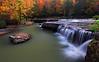 HAWCREEK FALLS - OZARK NATIONAL FOREST  October 14,2012