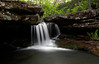 Hidden Waterfall - Richland Creek Area