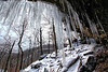 Ice Fortress - Haley Falls - Valley of the Crag - Buffalo National River - Ponca, Arkansas - Winter 2014