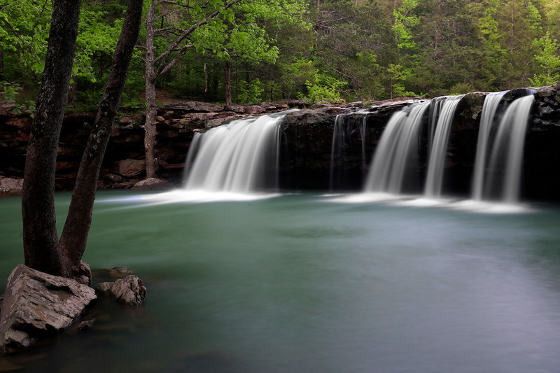 Falling Water Falls - Richland Creek Area