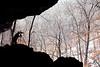 Photographer Silhouette - Eden Falls