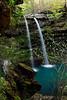 Compton Double Falls - Spring 2013 - Buffalo National River Area- Arkansas