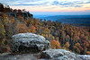White Rock Mountain Recreation Area  - Ozark-St. Francis National Forests - Fall 2016