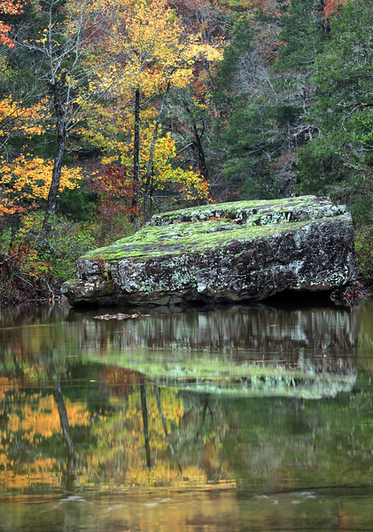 Falling Water Creek - Ozark National Forest