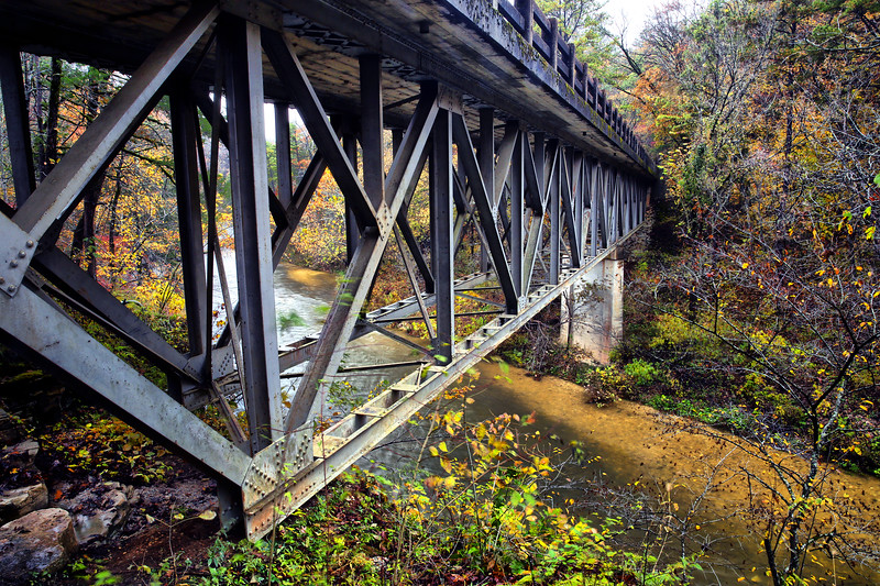 Gunner Pool Bridge