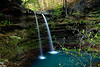 Compton Double Falls - Spring 2013 - Buffalo National River Area- Arkansas<br /> <br /> This is an amazing place to behold and well worth the trip especially if you catch it with both falls flowing.