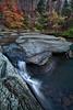 Hawcreek Falls - Hawcreek Recreational Area - Arkansas