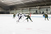 It was hot on the ice Saturday when the Brattleboro Colonels took on the Burr & Burton Bulldogs in the semifinal play off game at the Nelson Withington Rink. The Colonels took the win 6-5 in the final minutes of play