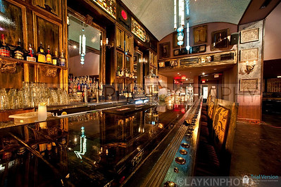 Salvage Bar, Downtown LA