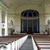 Front of Voorhees Chapel