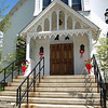 Country Church Entrance