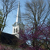 Country Church Spire