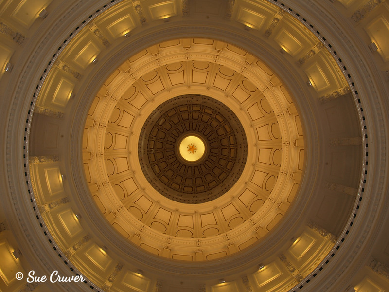 Capital Building Dome - Austin, Texas