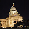 Capital Building at Night - Austin, Texas
