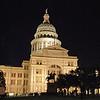 Capital Building at Night - Austin, Texas