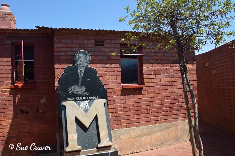 Nelson Mandela Home