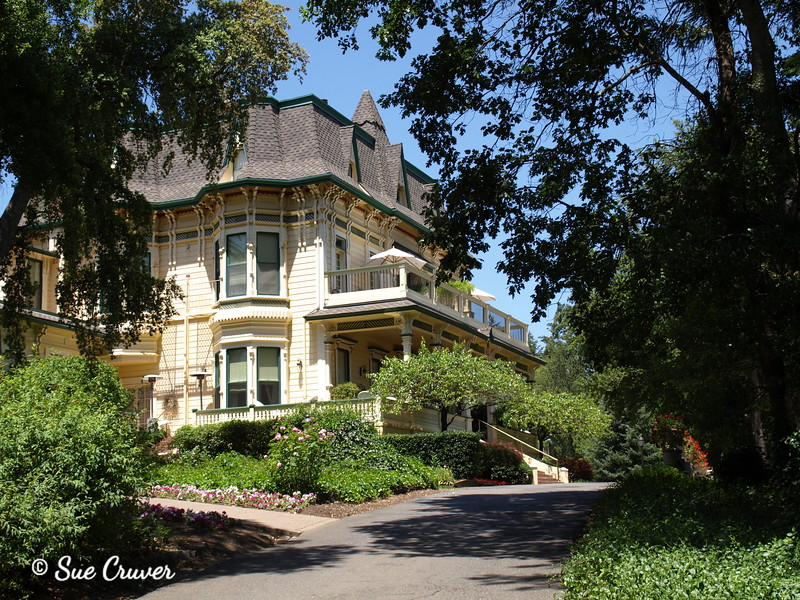 Madrona Manor - The Mansion