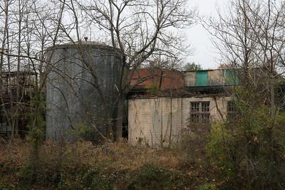 Yardley Mill Ruins