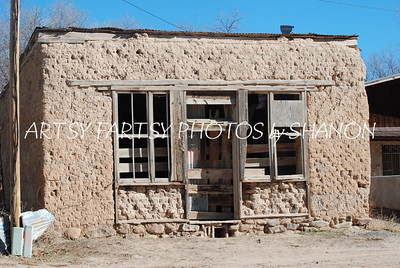 old adobe shop