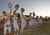 Helmets Raised in Game 1