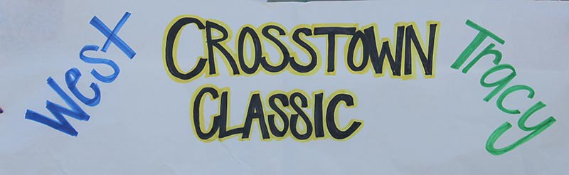 Crosstown Classic Sign