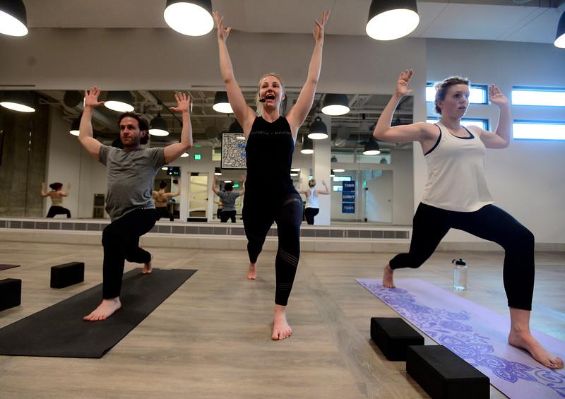 Bulldog Yoga's Invigorate