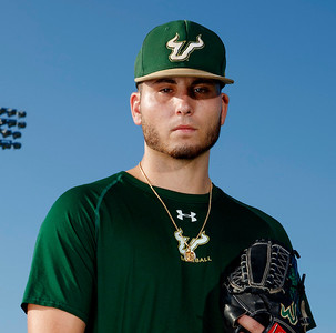 USF: Pitching to Make His Dad Proud