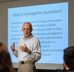 USF: A Boost for Journalism at USFSP