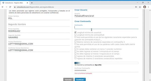 Cetesdirecto - Registro Web - Google Chrome